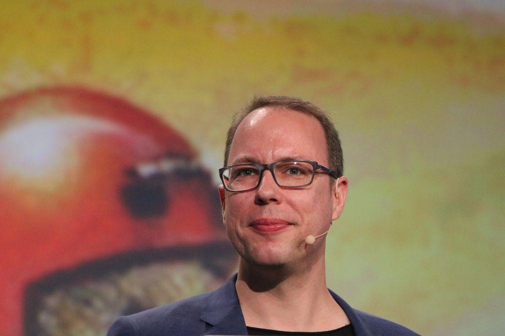 Markus Beckedahl (2016)