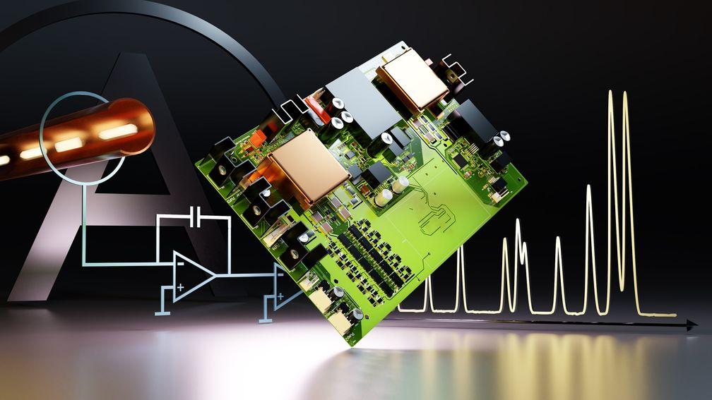 Das Forschungsteam FUSE entwickelt Messgerät für Ströme im Femtoampere-Bereich Bild: Nic Solle Fotograf: Nic Solle