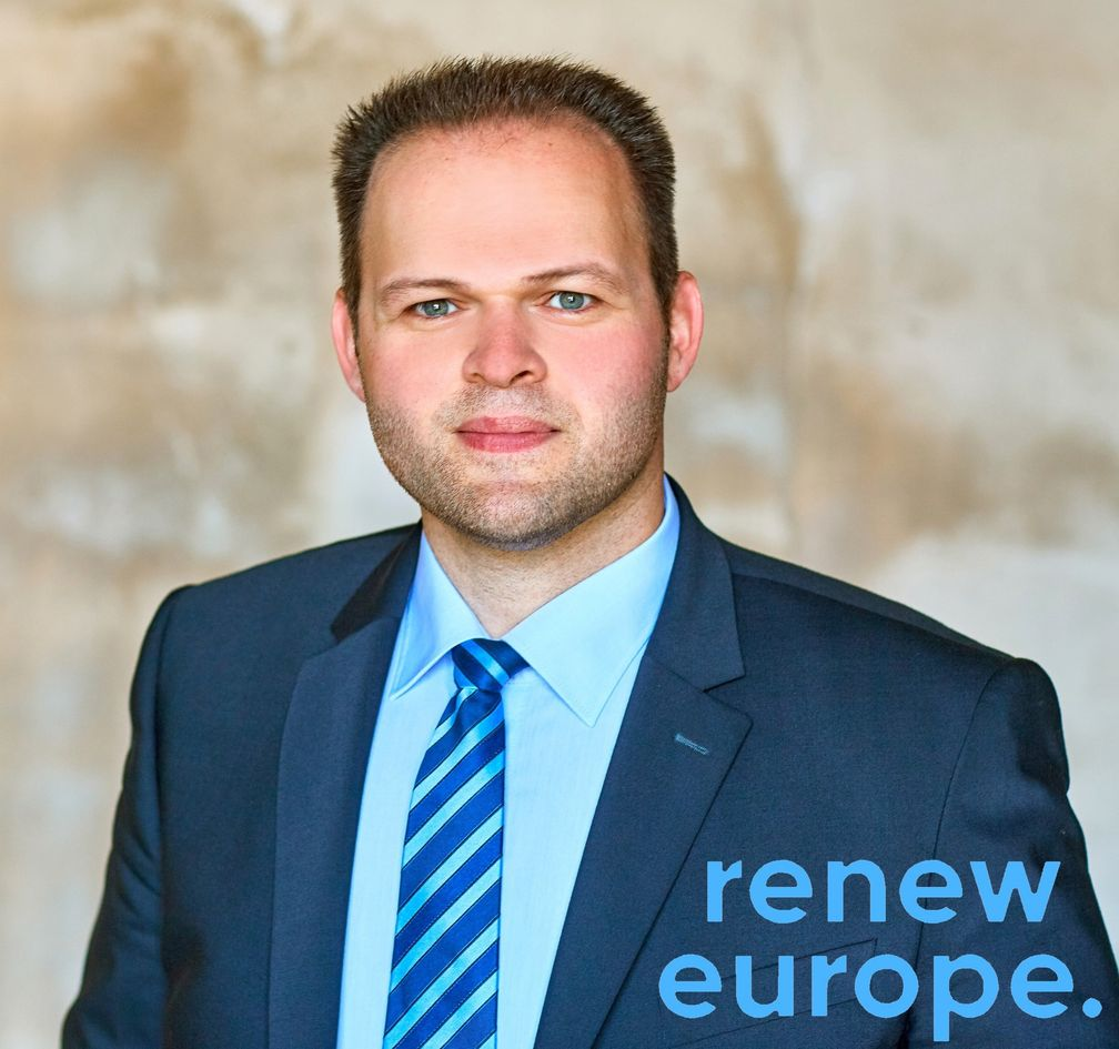 Engin Eroglu (2021) Bild: Engin Eroglu MdEP (Renew Europe Fraktion) Fotograf: Engin Eroglu MdEP (Renew Europe Fraktion)