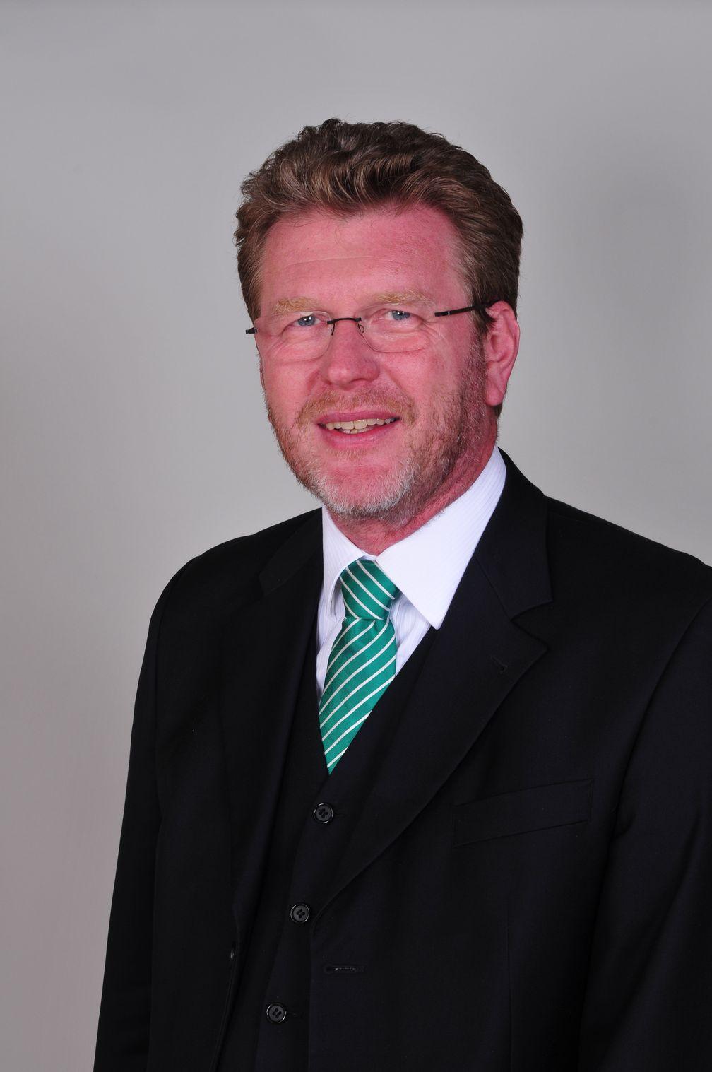 Dr. Marcel Huber, CSU