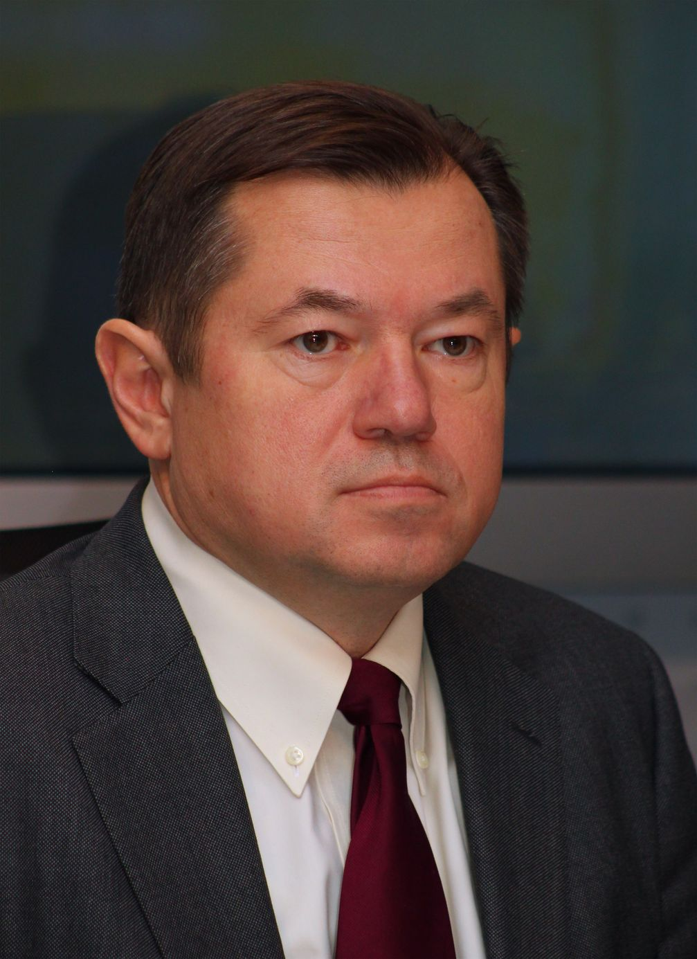 Sergei Glasjew (2011)