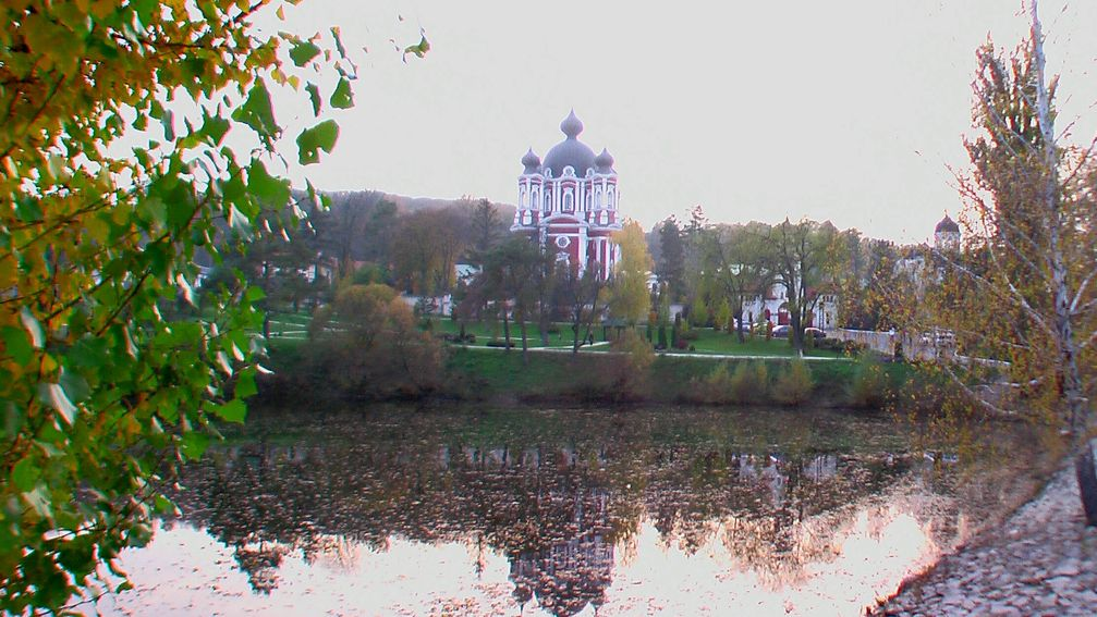 Kloster Curchi in Moldawien