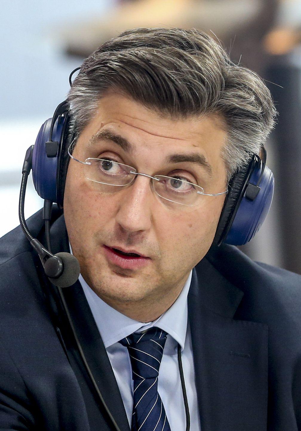 Andrej Plenković (2015)