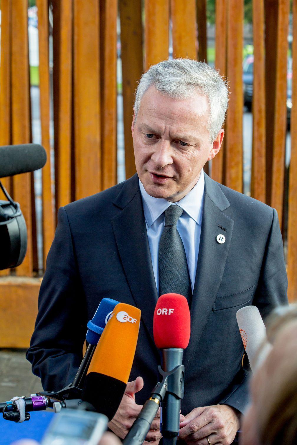 Bruno Le Maire  (2017)