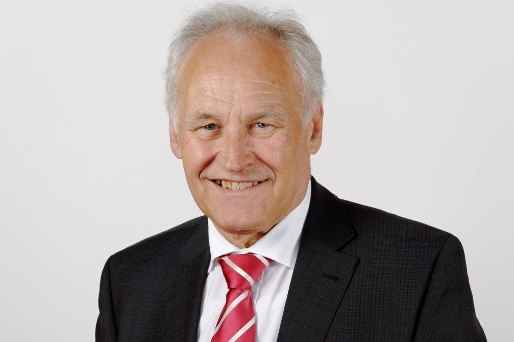 Erwin Huber (2012), Archivbild