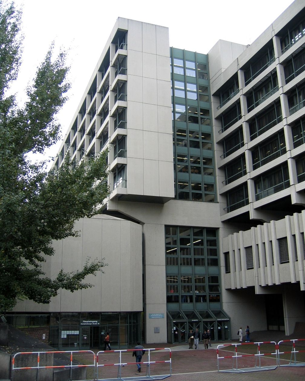 Oberlandesgericht München: Strafjustizzentrum