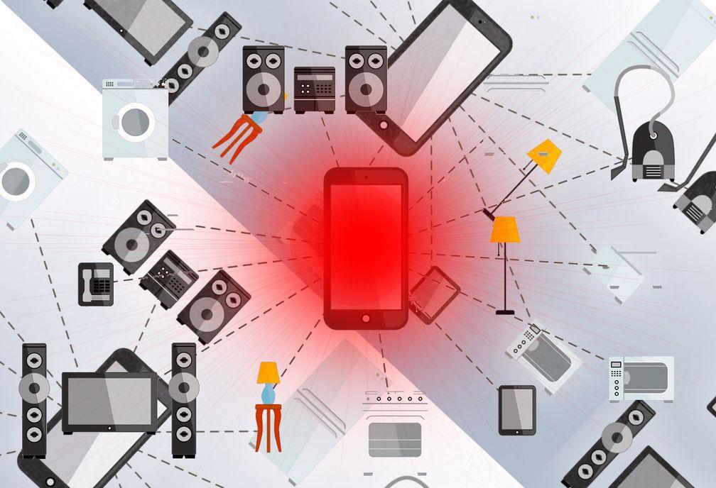 Intelligente Haushaltsgeräte: Alarmstufe Rot! Hacker, Spione und Mitarbeiter von Behörden können jederzeit alles überwachen, aus-, einschalten und gegenenenfalls zerstören (Symbolbild)