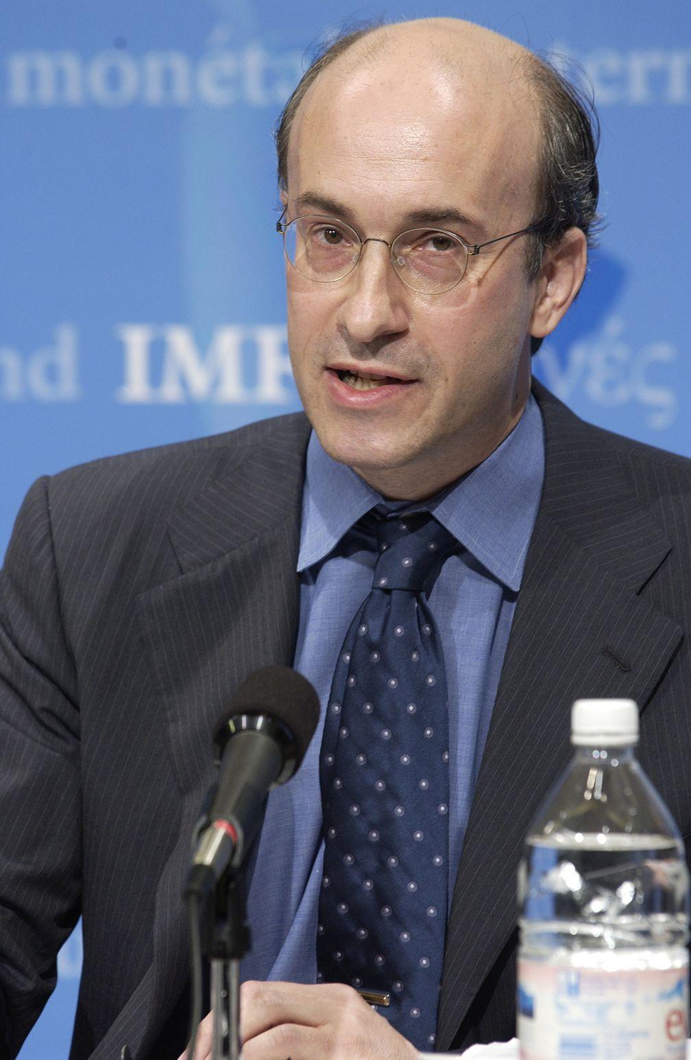 Kenneth S. Rogoff, 2002