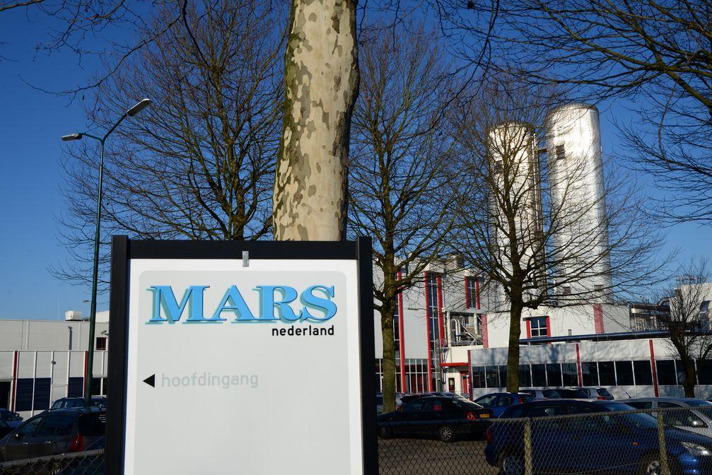 Mars Fabrik in Veghel (Symbolbild)