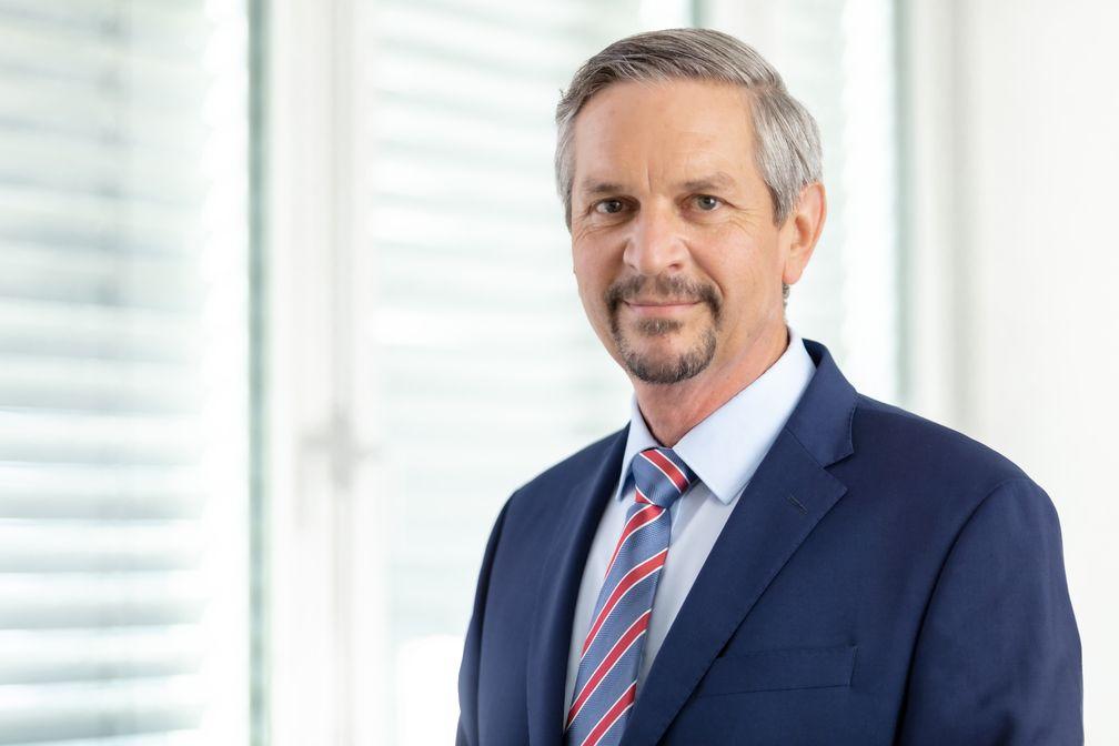 Der neu gewählte ADAC Sportpräsident Dr. Gerd Ennser. Bild: ADAC Fotograf: ©Steffen Leiprecht/sl-pictures.d
