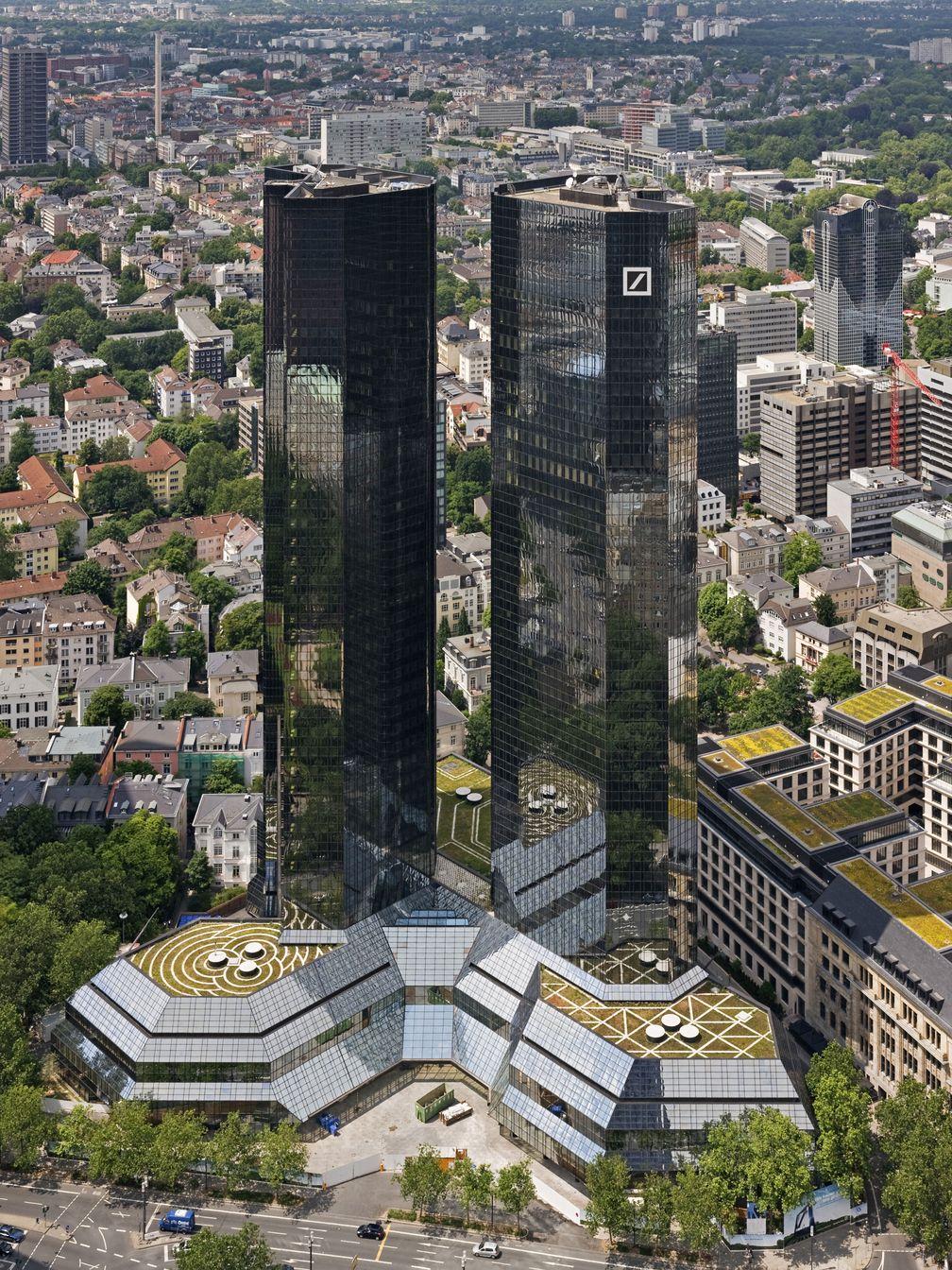 aktuelle nachrichten zu deutsche bank