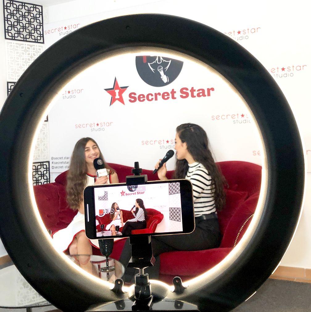 """Bild: """"obs/Secret net GmbH/Secret Star Studio"""""""