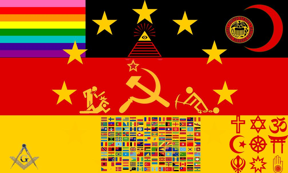 Viele Einwohner Deutschlands sehen in den letzten Jahren einen starken Wandel der Gesellschaft durch Gesetze, Verordnungen und Taten (Symbolbild)