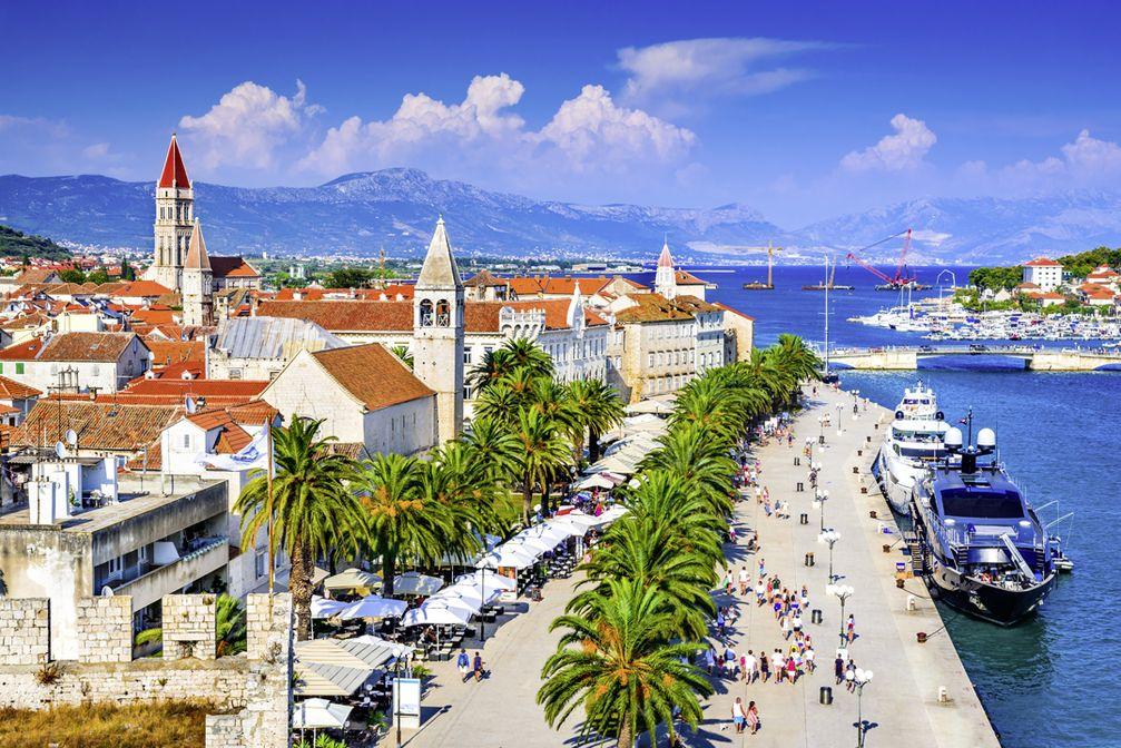 Trogir - Erleben Sie die traumhafte Altstadt (Welterbe).