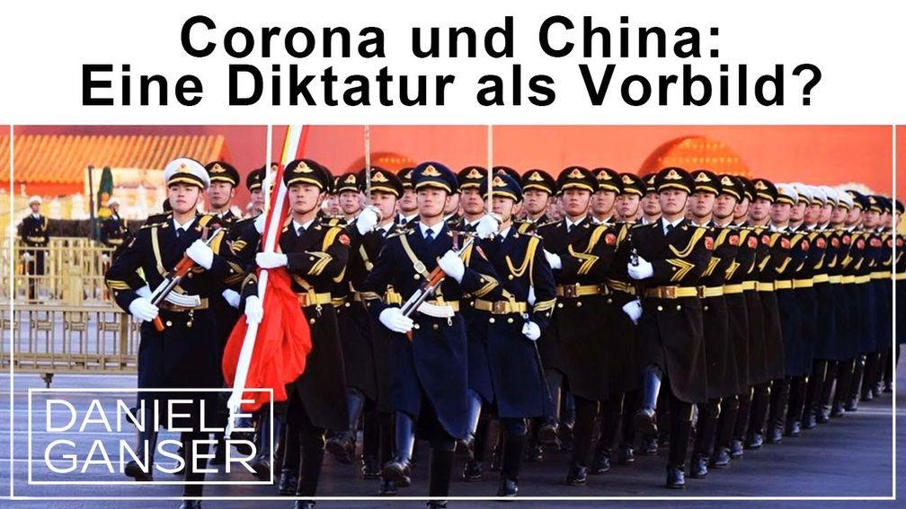 """Bild: Screenshot Video: """"Dr. Daniele Ganser: Corona und China: Eine Diktatur als Vorbild? (Basel 5. Februar 2021)"""" (https://youtu.be/xcjMUVrsBVg) / Eigenes Werk"""