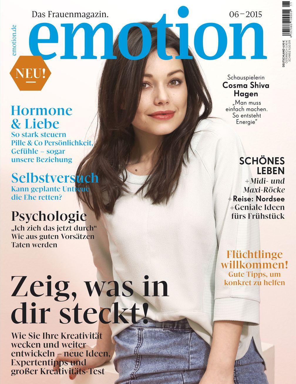 "Bild: ""obs/EMOTION Verlag GmbH/Valeria Mitelman"""