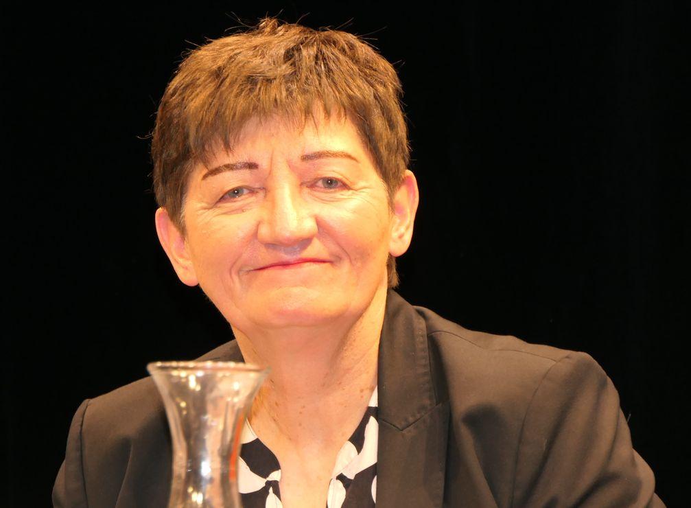 Cornelia Ernst (2019)