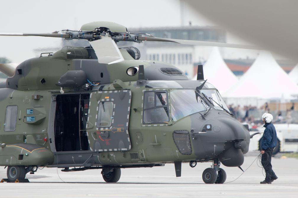 Heereshubschrauber NH90