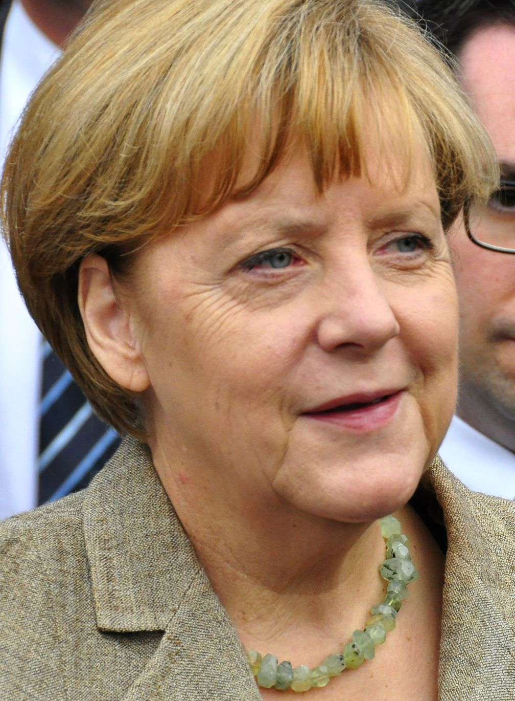 Angela Merkel im September 2014