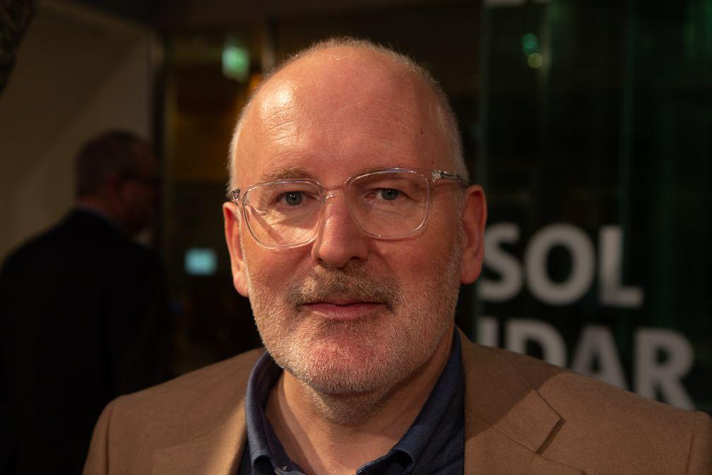 Frans Timmermans (2018)