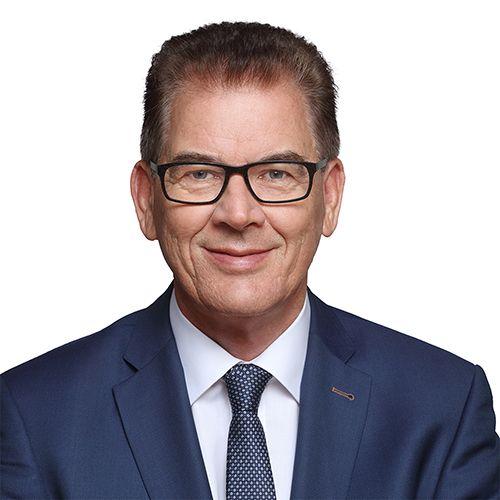 Bundesentwicklungsminister