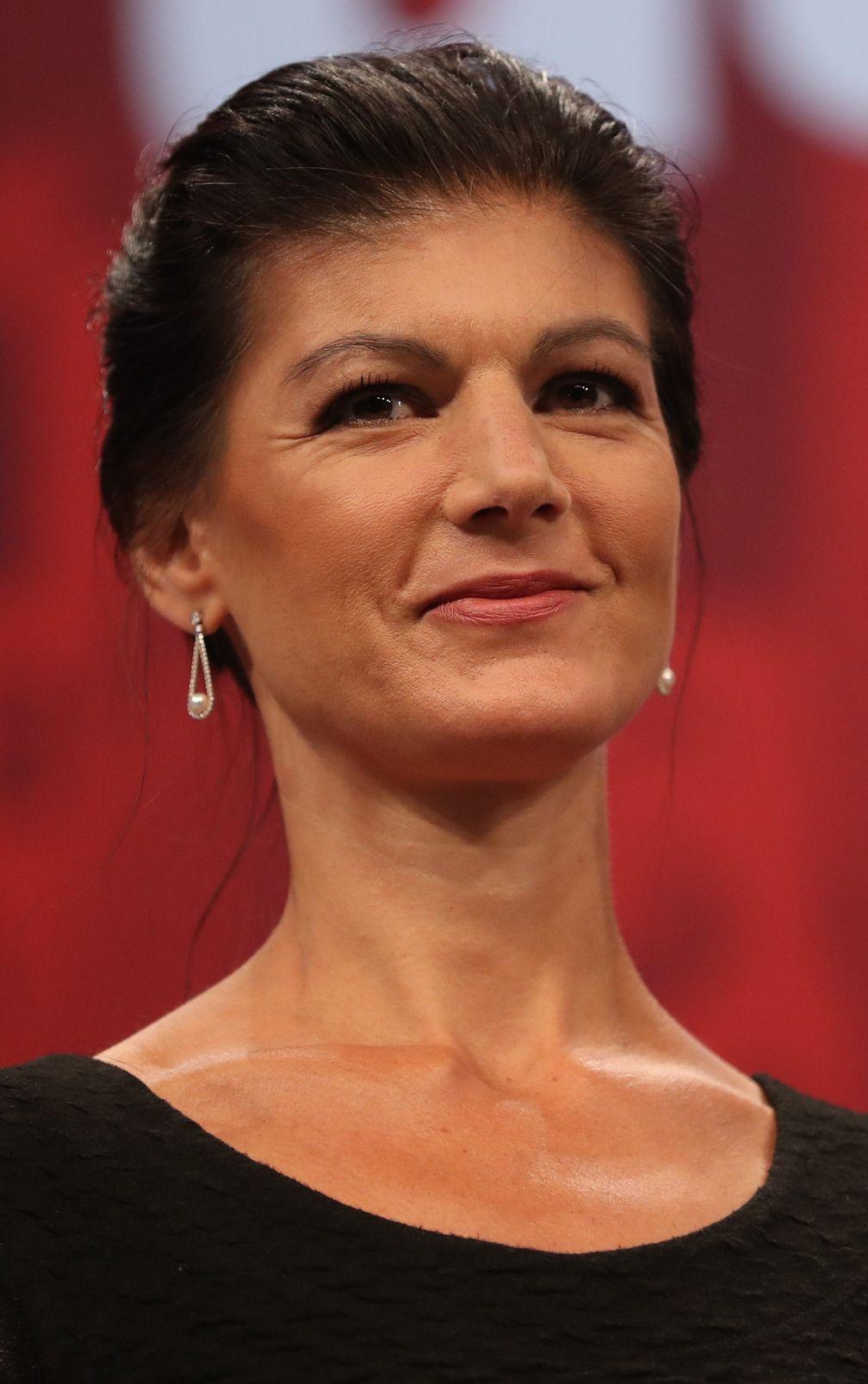 Sahra Wagenknecht, 2018