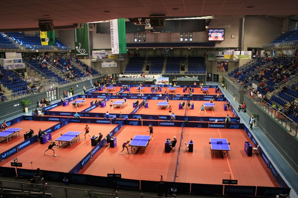 Tischtennis Champions League