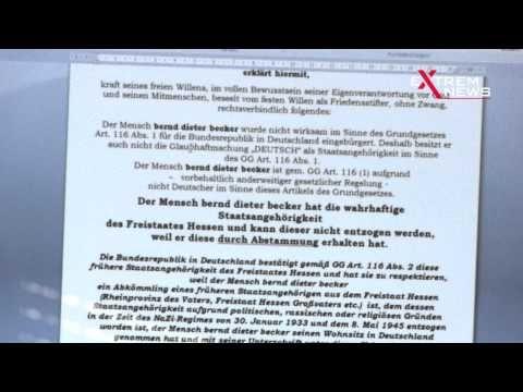 Deutschland Ist Ein Besetztes Land Und Wird Es Auch Bleiben