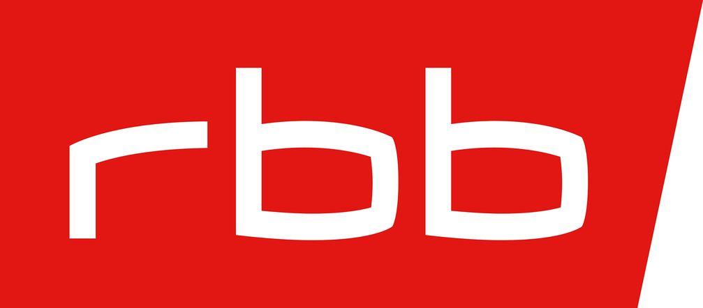 RUNDFUNK BERLIN-BRANDENBURG Logo vom rbb Fernsehen