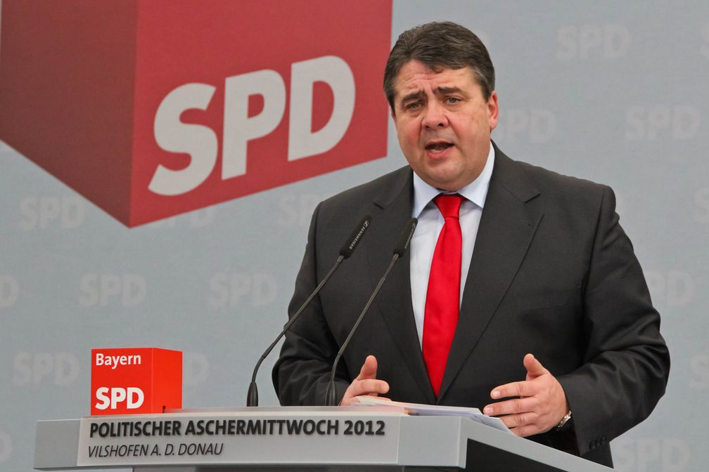 Sigmar Gabriel (2012)