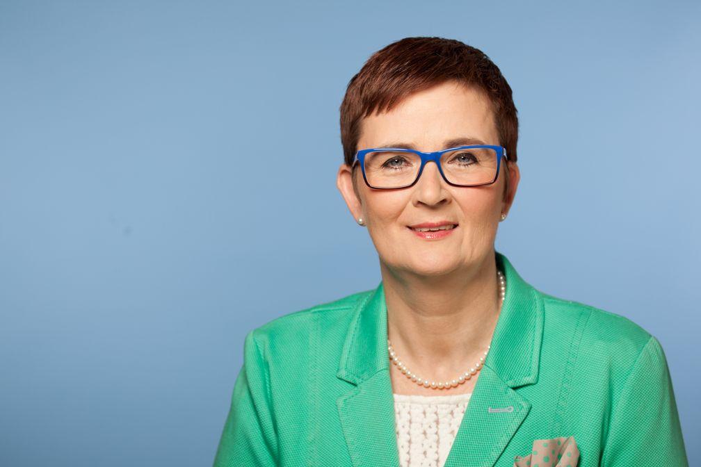 Birgit Sippel (2015), Archivbild