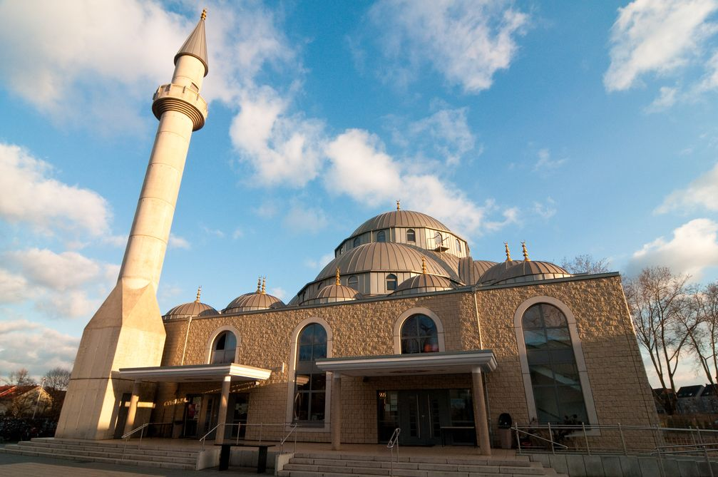DITIB-Merkez-Moschee in Duisburg