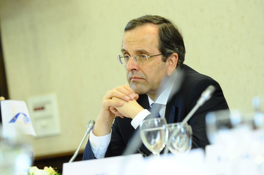 Andonis Samaras (2011)