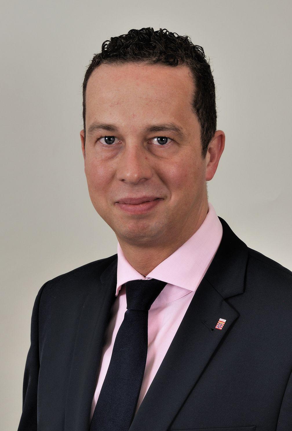 Florian Rentsch (2013).