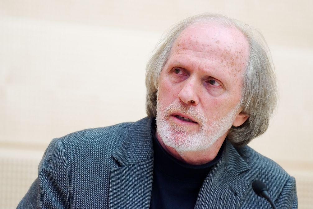 Moshe Zuckermann (2009)
