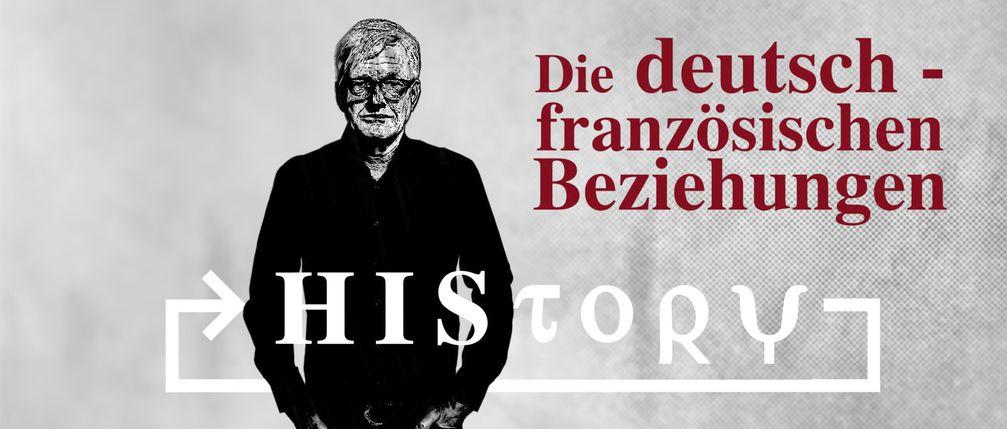 """Bild: Screenshot Video: """"HIStory: Die deutsch-französischen Beziehungen"""" (https://tube.kenfm.de/videos/watch/9512c5d8-3f5c-4bcc-9c78-7da793f259a0) / Eigenes Werk"""