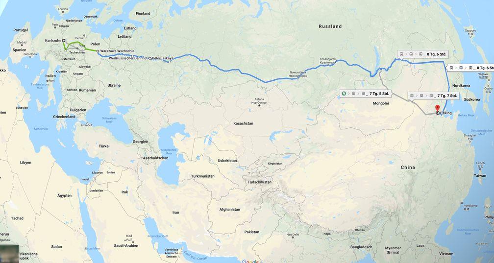 12.000 Kilometer ohne Geld und ohne Essen: Joey Kelly reist mit seinem Sohn Luke im 50 Jahre alten VW-Bulli bis nach Peking