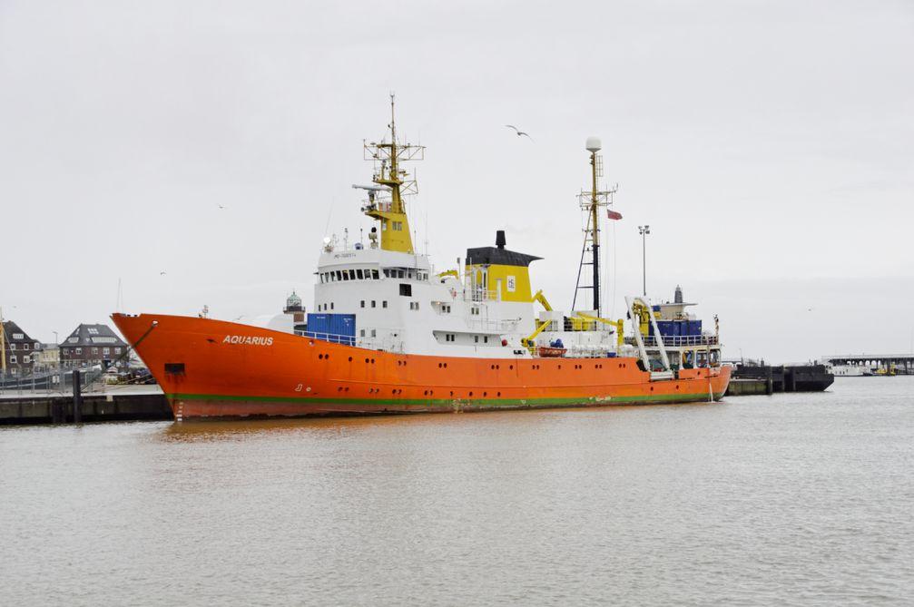 Aquarius in 2012.