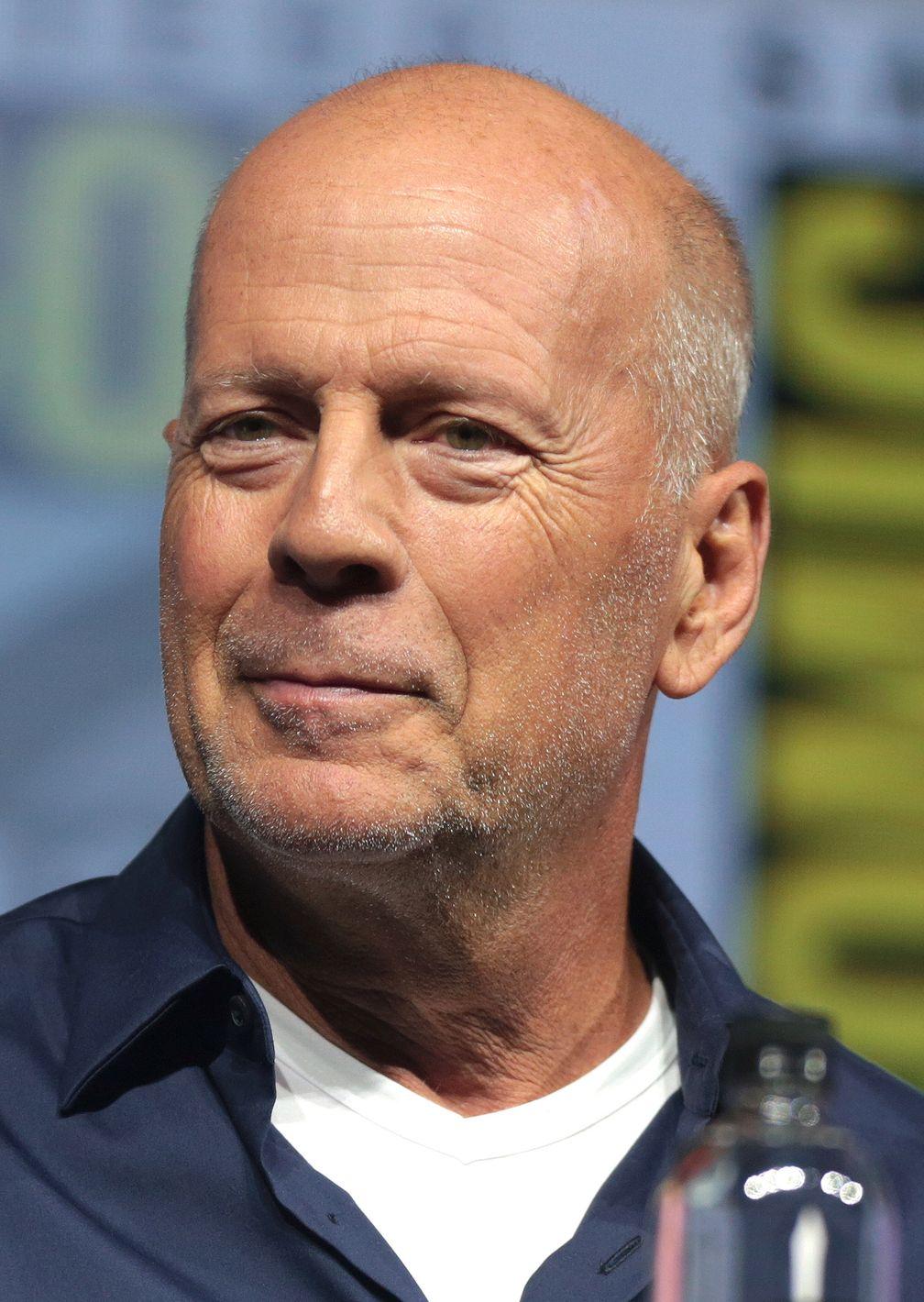 Bruce Willis (2018)