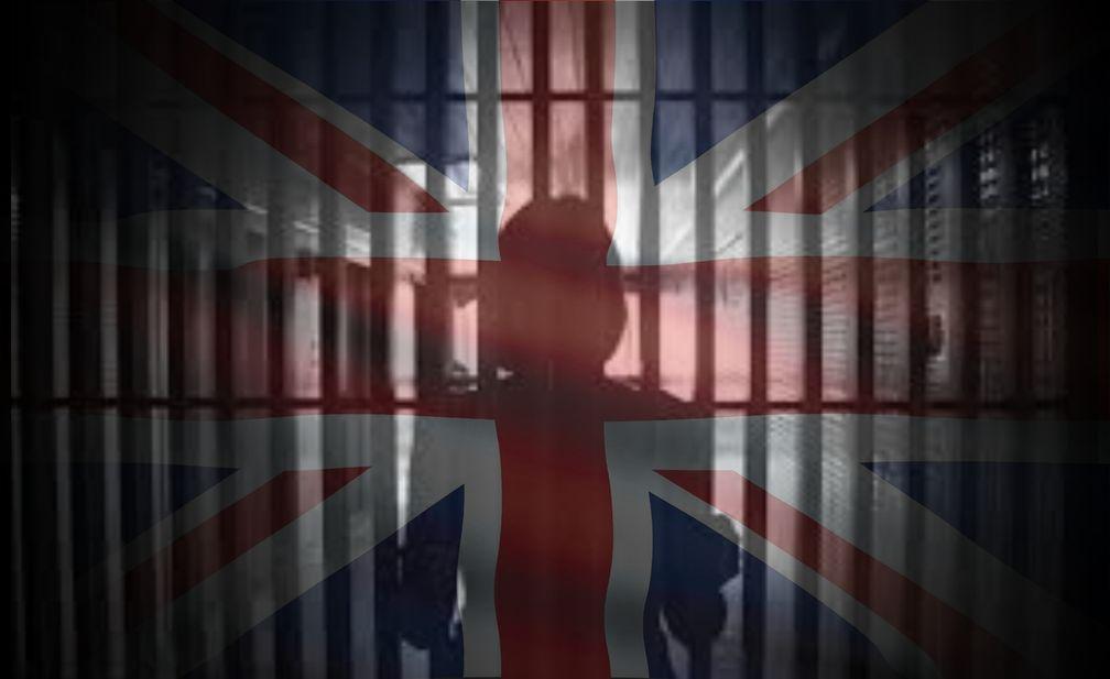 Großbritannien verwandelt sich in ein Gefängnis - Hat ein Staat das Recht dazu? (Symbolbild)