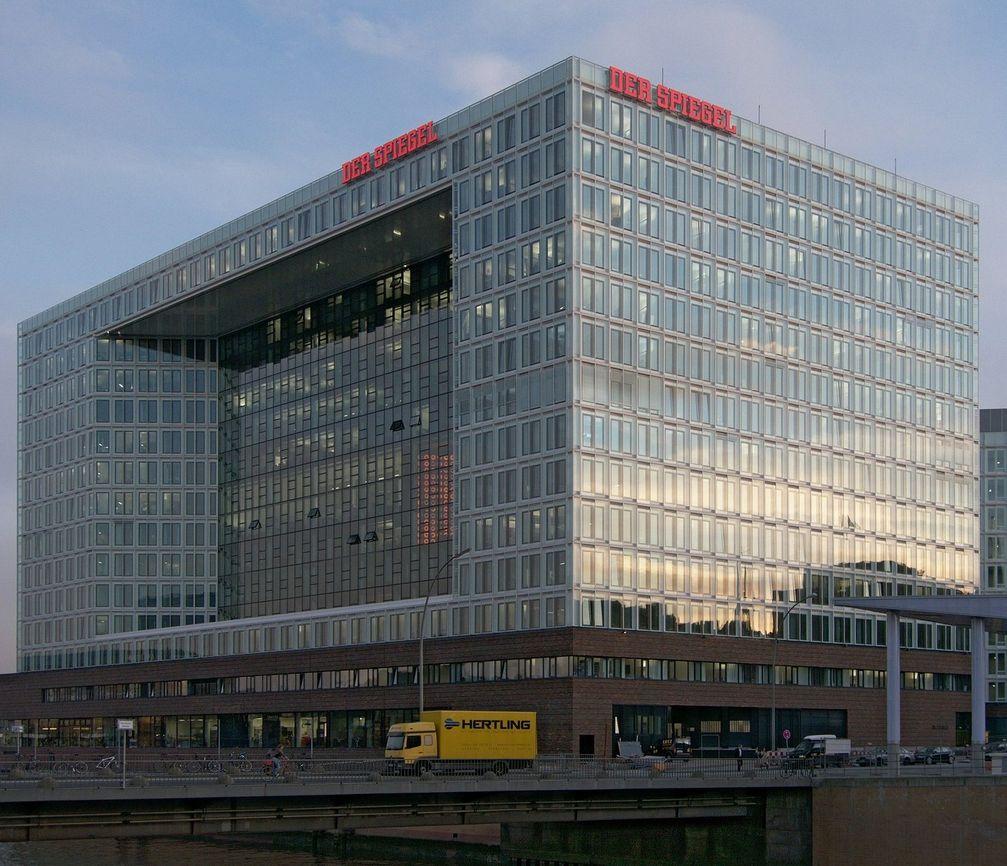Neubau auf der Ericusspitze, bezogen September 2011