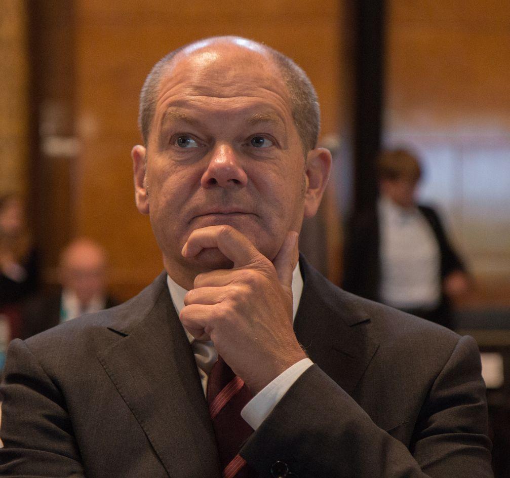 Olaf Scholz (2017)