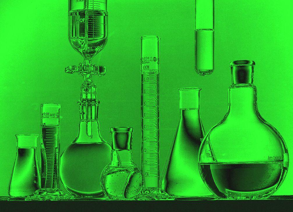 Chemie & Chemische Industrie (Symbolbild)
