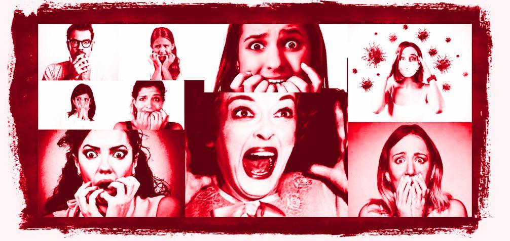 Panik, Paranoia, Angststöhrung, Psychose (Symbolbild)