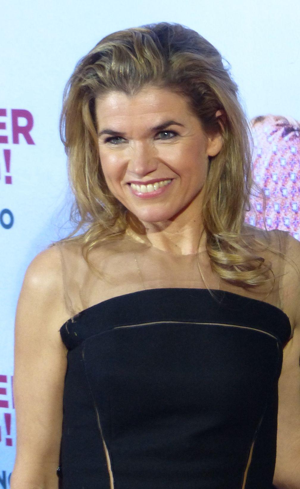 Anke Engelke bei der Kinopremiere von Frau Müller muss weg! (2015)