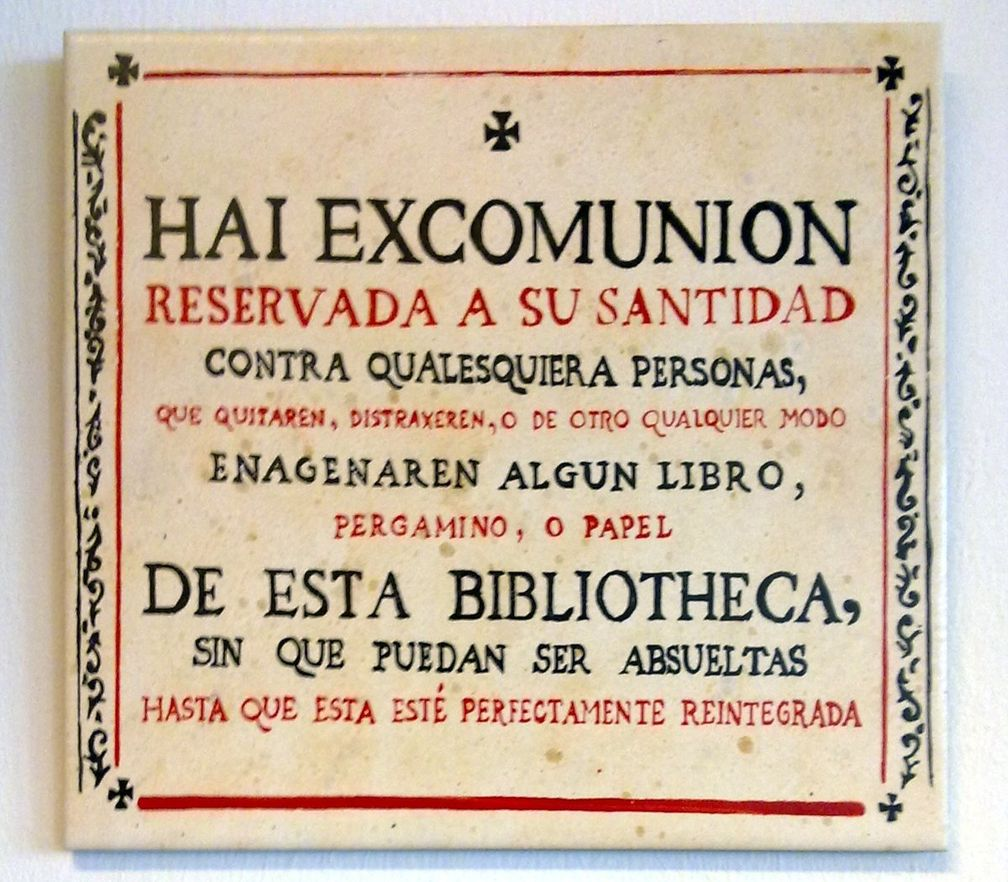 Exkommunikation oder Kirchenbann: Heute noch üblich um unliebsame Kritiker loszuwerden (Symbolbild)