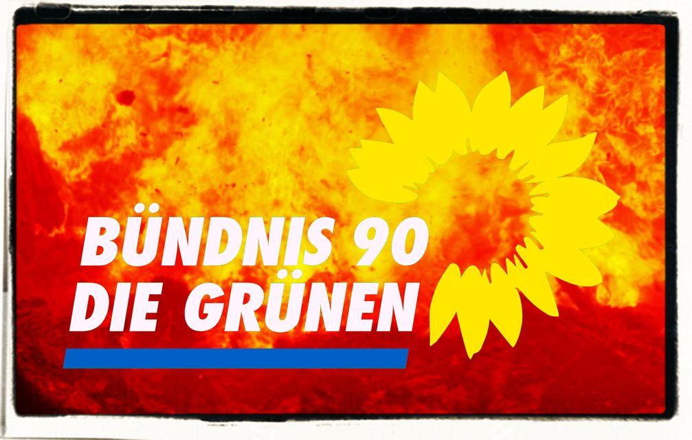 Bündnis90 /Die Grünen in der Kritik: Das Fahrrad predigen und mit dem Jet abdüsen? (Symbolbild)