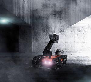 Radar macht Roboter