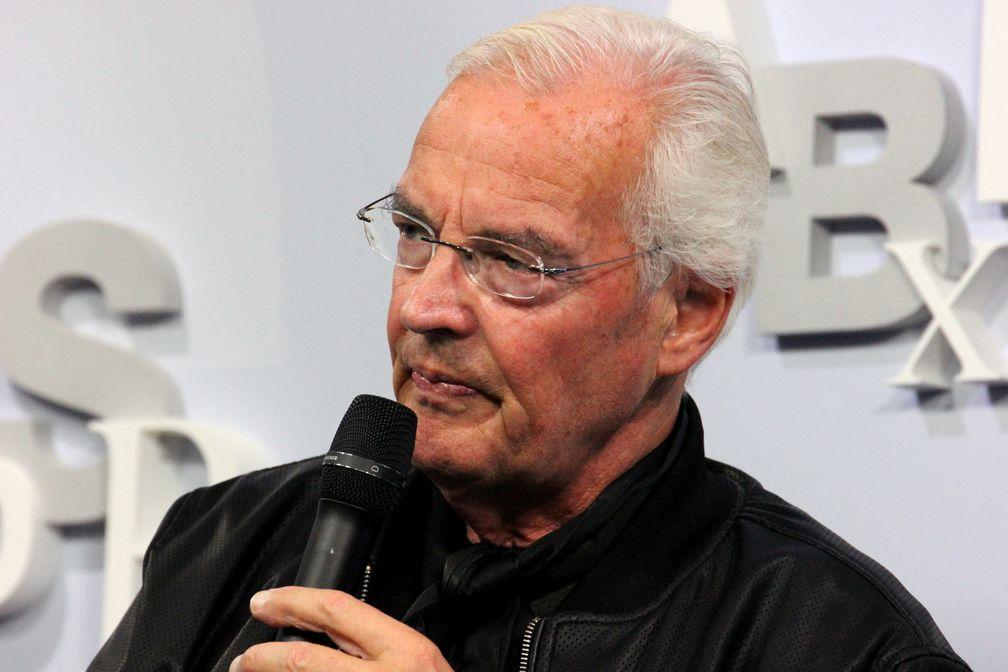 Bodo Kirchhoff (2016)