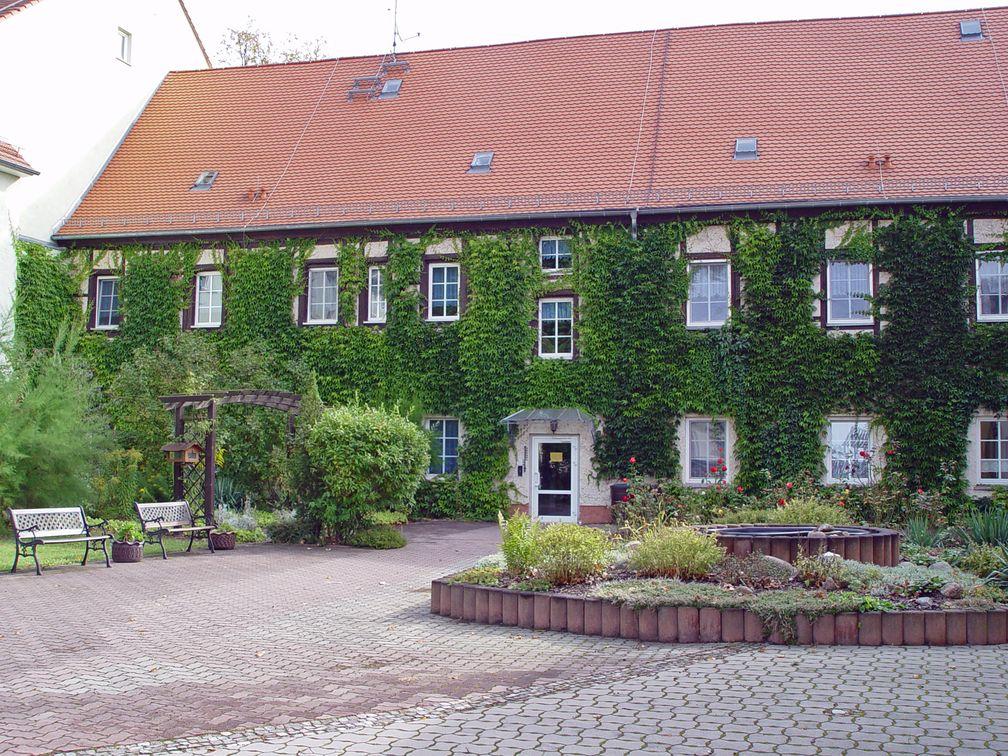 2. Köthener Bachhaus, Hofseite  (Symbolbild)